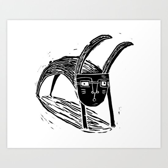 H A S E 1 Art Print
