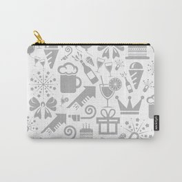 Holiday a background Carry-All Pouch