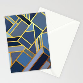 Art Deco Drops Of Jupiter Stationery Cards