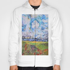 Lost In the clouds Hoody