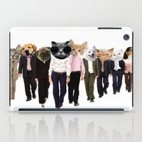 olivia joy iPad Cases featuring Olivia by Cristian Emanuel Pop