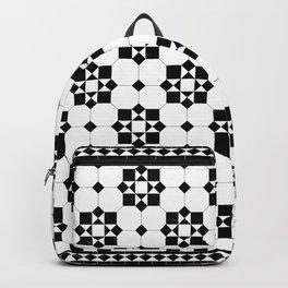 Victorian Floor Tile Pattern 3 Backpack