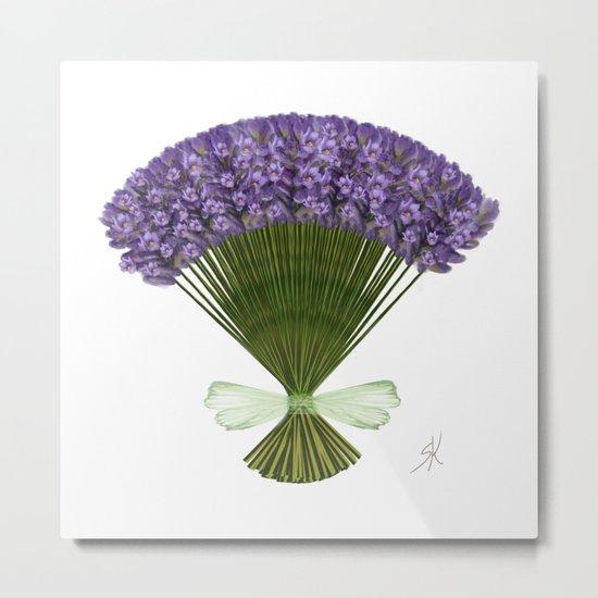 Bunch of lavender Metal Print