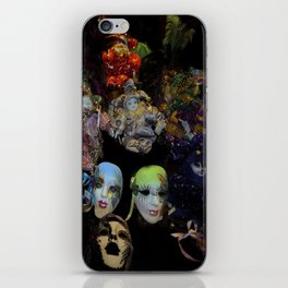 Mardi Gras Madness2 iPhone Skin