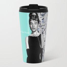 Ezra Golightly Collage Travel Mug