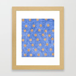 Component and Contrast #society6 Framed Art Print
