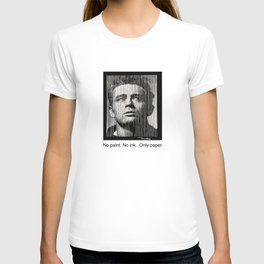 James Dean Papercut T-shirt