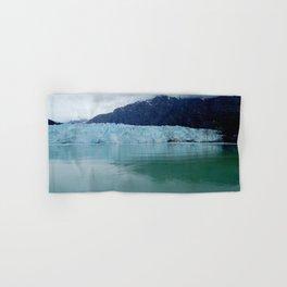 Alaska Blue Iceberg Pristine Wilderness Hand & Bath Towel