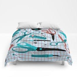 chop chop Comforters