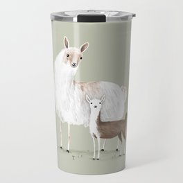 Llama Mama Travel Mug