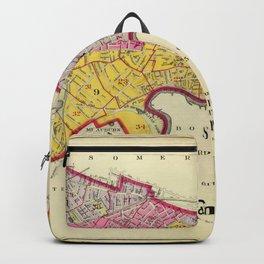 Cambridge Massachusetts 1903 Backpack