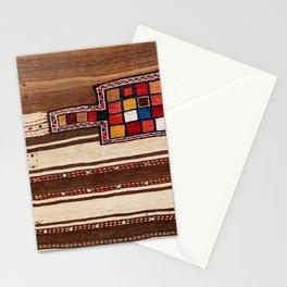 Bakhtiari Chahar Mahal  Northeast Persian Tasheh Print Stationery Cards