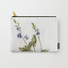 Veronica chamaedrys Carry-All Pouch