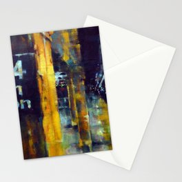Underneath NYC: 34th Street on the 2/3 Stationery Cards