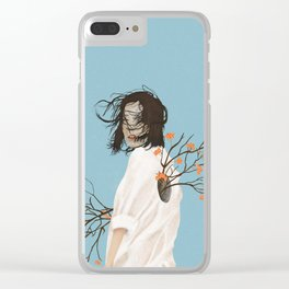 ruthless Clear iPhone Case