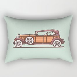 Cadillac Rectangular Pillow