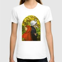 red riding hood T-shirts featuring Red Riding Hood by Diogo Verissimo