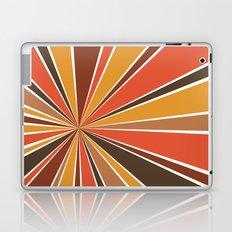70's Star Burst Laptop & iPad Skin