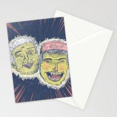 Stone cheeks Stationery Cards