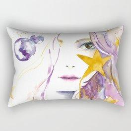 Universe Boho Rectangular Pillow