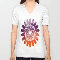 arizona V-neck T-shirts featuring Arizona by Laura Santeler