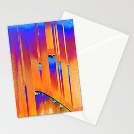 Thermal Drip Stationery Cards