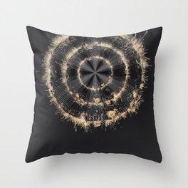 Circle Throw Pillow