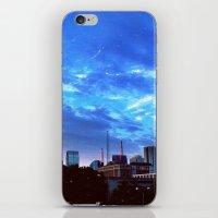 atlanta iPhone & iPod Skins featuring Atlanta.  by calvin./CHANCE