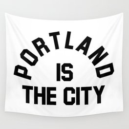 P-TOWN IS THE CITY! Wall Tapestry