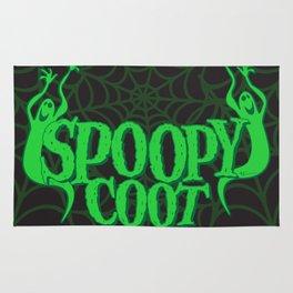 Ar U Spoopy Coot? Rug