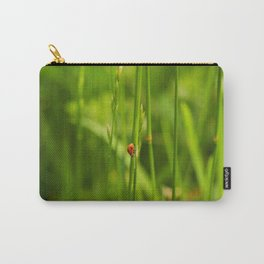 Ladybug in the Jungle Carry-All Pouch