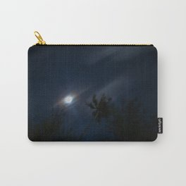 little paradise at night Carry-All Pouch