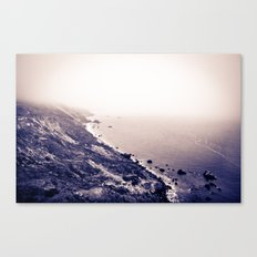 Rolling out Canvas Print