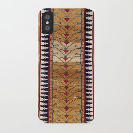 Azerbaijani Northwest Persian Carpet Print iPhone Case