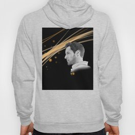 I fall in love just a little, oh a little bit every day with someone new Hoody