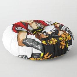 Cute Mabinogi Fighter Floor Pillow