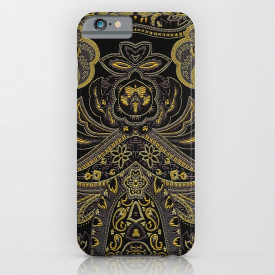 Paisley 3 iPhone & iPod Case