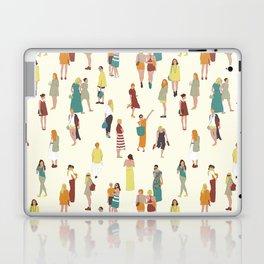 Ladies Laptop & iPad Skin