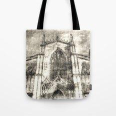 St Giles Cathedral Edinburgh Vintage Tote Bag