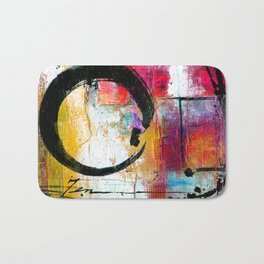 Enso Abstraction No. mm15 Bath Mat