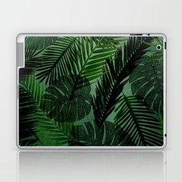 Green Foliage Laptop & iPad Skin