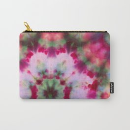 Summer Tie Dye Starburst Carry-All Pouch