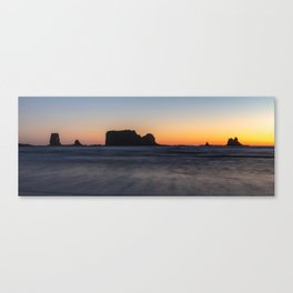 Second Beach Canvas Print