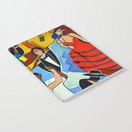 SALSA SAUVAGE Notebook
