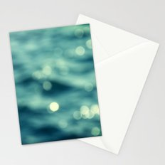 Bokeh Water Stationery Cards