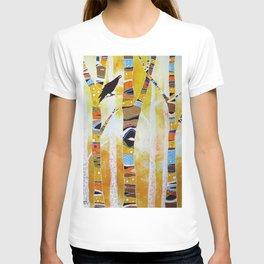Raven Hanging the Sun T-shirt