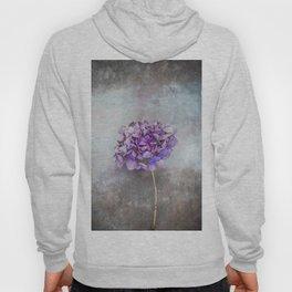 Beautiful Lilac Hydrangea Hoody