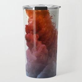 Ink Rainbow Travel Mug