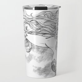 Queen of the Amazons 02 Travel Mug