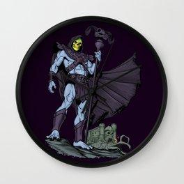 Keldor the Fallen Wall Clock